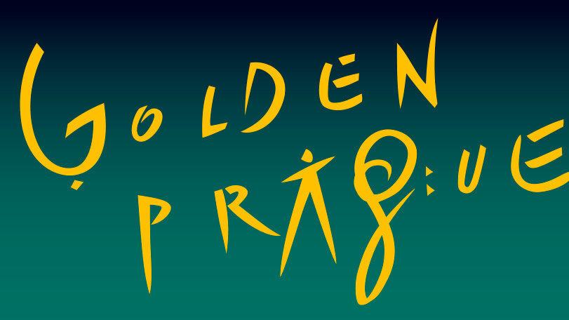 Logo Golden Prague