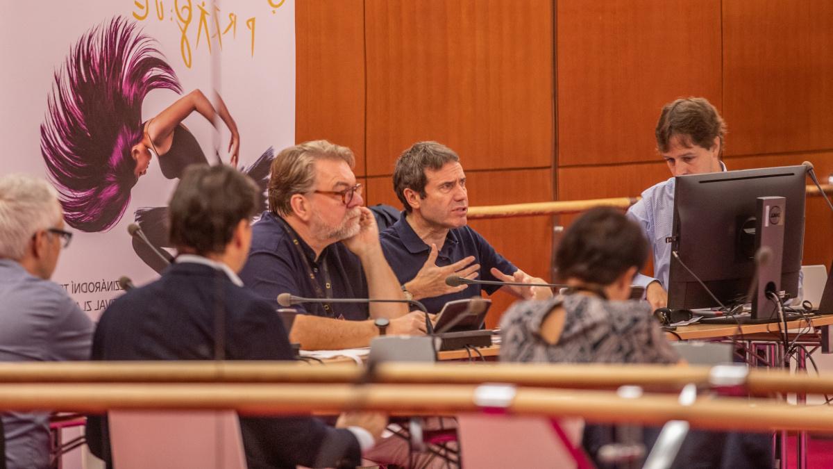 Zasedání výboru EBU