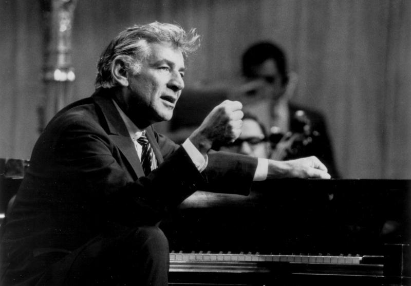 Leonard Bernstein. Větší než život