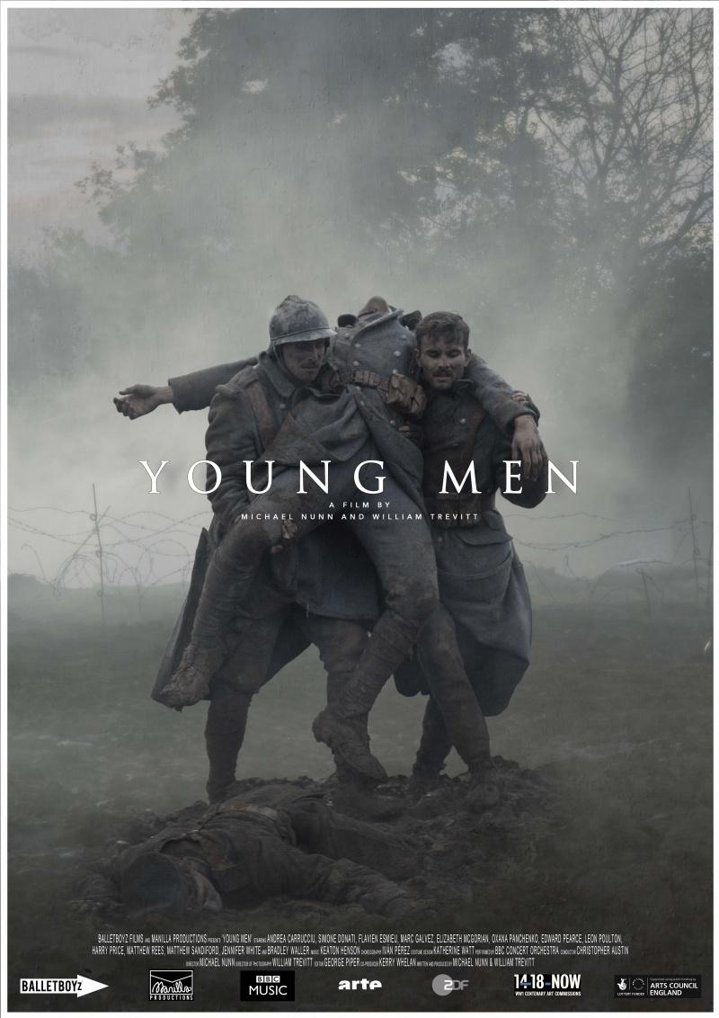 Mladí muži