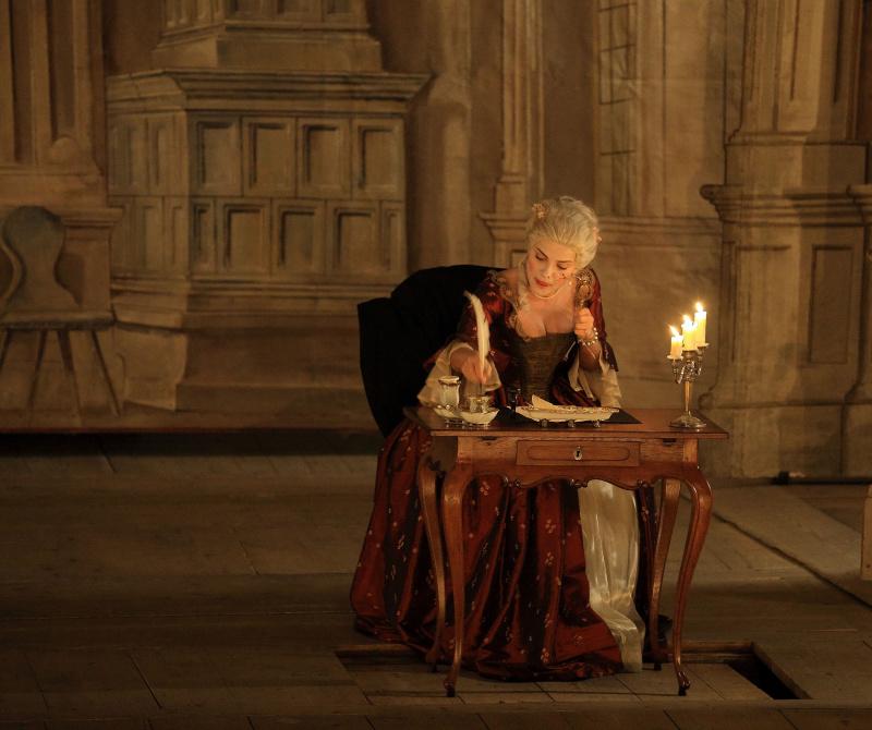 Giuseppe Scarlatti: Kde je láska, je i žárlivost – Historická rekonstrukce operního představení