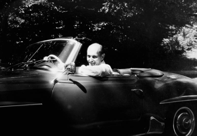 Cesta životem: Sir Georg Solti