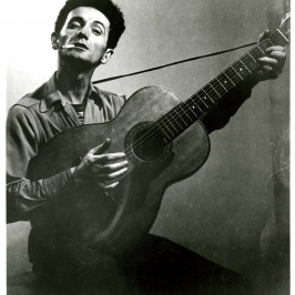 WOODY GUTHRIE:THREE CHORDS AND THE TRUTH