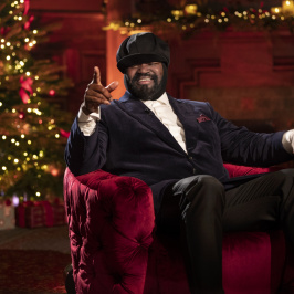 Merry Christmas Baby - with Gregory Porter and Friends
