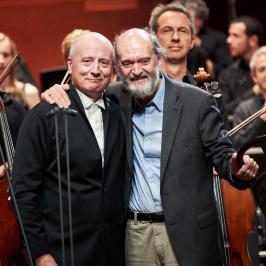 Paavo Järvi and Estonian Festival Orchestra at Pärnu Music Festival 2018