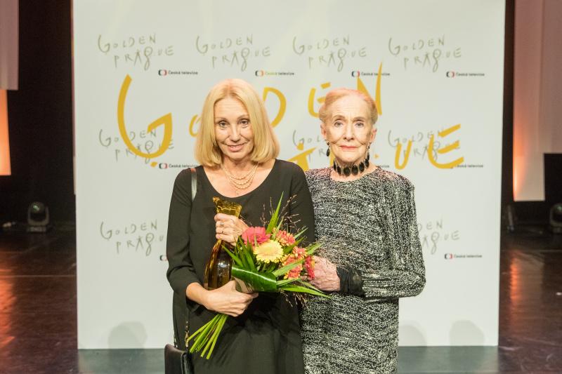 Olga Sommerová & Soňa  Červená