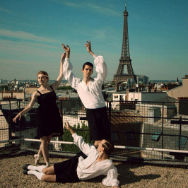 Ballets Suédois - art, dance and late nights