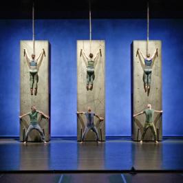 Vertikal –Mourad Merzouki's weightless dance