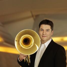 Music Above Berlin -  Andrej Žust, member of the Berliner Philharmoniker