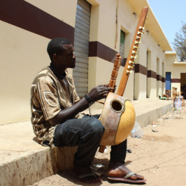 Handmade in Africa - Kora
