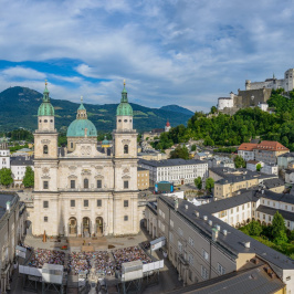 100 YEARS SALZBURG FESTIVAL – FROM AUSTRIA TO THE WORLD
