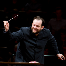 Andris Nelsons - Just the Music