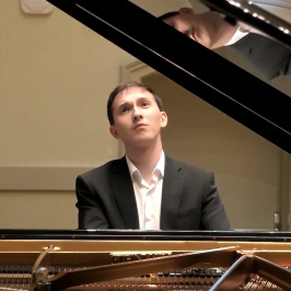 SERGEY TANIN - THE PIANIST WHO CAME IN FROM TH COLD