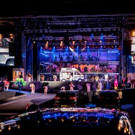 ENO's Drive & Live: La Bohème