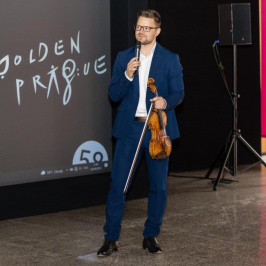 Ještě hořím? – Jakub Třasák, houslista a producent