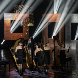 Slavnostní předávání cen 58. MTF Zlatá Praha