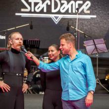 Zleva: Marek Zelinka, Veronika Lálová, Jan Onder