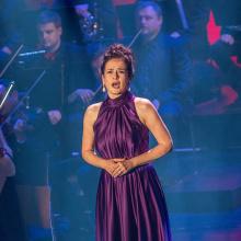Operní pěvkyně Simona Šaturová