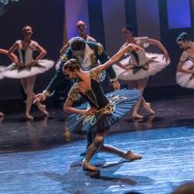 Pražský komorní balet: Prolínání