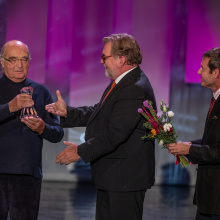 Cena EBU/IMZ za celoživotní dílo režisérovi Bruno Monsaingeonovi