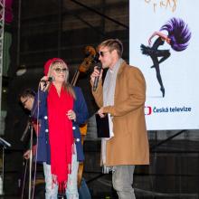 Chantal Poullain & Vladimír Polívka