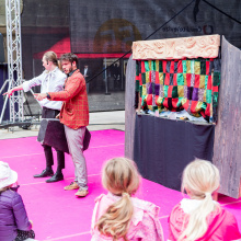 Toy Machine - Faust – new puppet theater