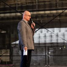 Director of Dance Conservatoire of Prague Jaroslav Slavický