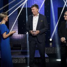 Zleva: Petra Křížková, Tomáš Motl, Jiří Vejvoda