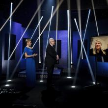 Cena České televize, skype call s Ditte Feuk