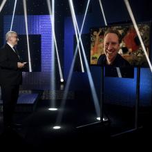 Český křišťál - kategorie Záznamy hudebních koncertů, skype call s Danielem Hopem