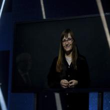 Český křišťál - kategorie Záznamy inscenačního umění, skype call se Svatavou Šenkovou