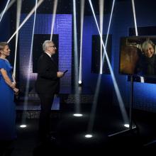 Český křišťál – kategorie Dokumenty o hudbě, tanci a divadle, skype call s Yulií Mahr