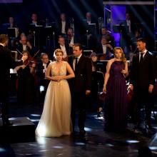 Úvodní koncert Zlaté Prahy