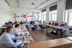 Zasedání direktorátu IMZ